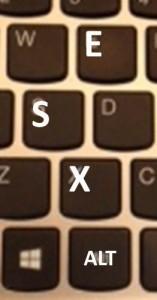 sex keys