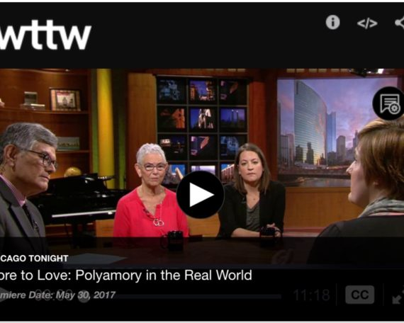 Rami Henrich interview on WTTW