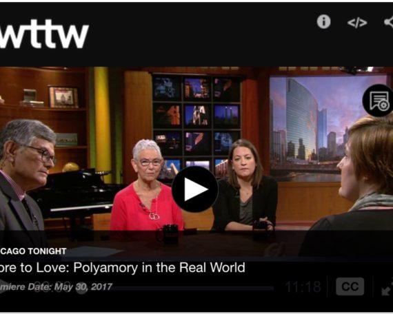 Rami Henrich interview on WTTW