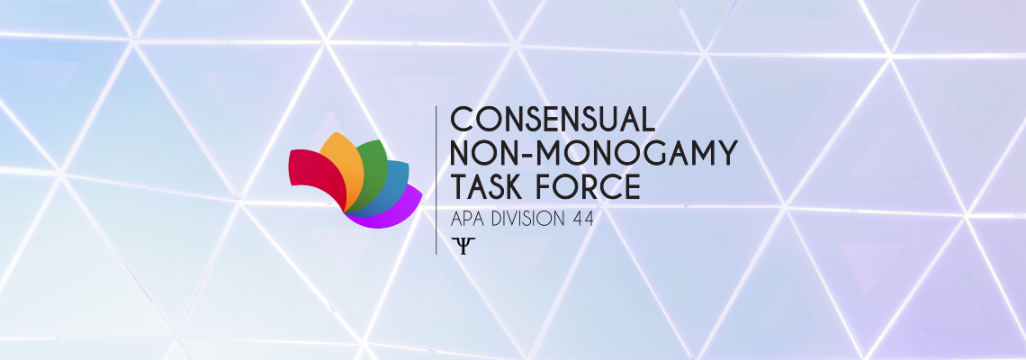 Consensual Non-Monogamy: Starting A National Conversation